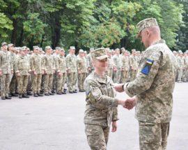 Відзнаки Президента України для васильківських військовослужбовців повітряних сил
