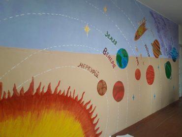 Розфарбувати сірі будні школярів