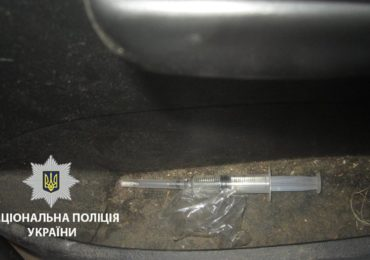 Факти зберігання наркотичних речовин у Васильківському районі