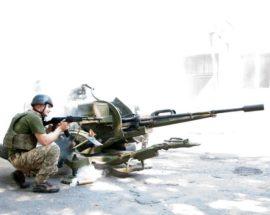 У Василькові відбулися тактичні навчання роти охорони