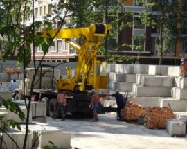 Ірпінська міська рада зацікавлена у будівництві висотки на території ДСО і підтримує забудовника?