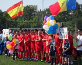Українців з різних континентів об'єднує любов до України та футболу: в Ірпені розпочався чемпіонат світу серед діаспорних команд