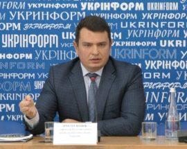 """Директор НАБУ Артем Ситник: """"Допоможіть нам завершити те, що ми розпочали"""""""