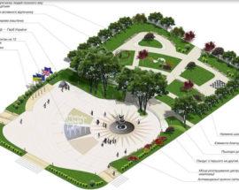 У Фастові триває масштабна реконструкція Соборної площі