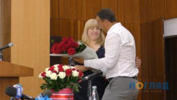 """В Ірпені під час феєричного сесійного шоу """"попрощалися"""" із мером міста та його заступниками, які вийшли у відставку"""