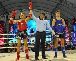 Чемпіоном світу з таїландського боксу серед юніорів став вихованець тренера з Васильківщини