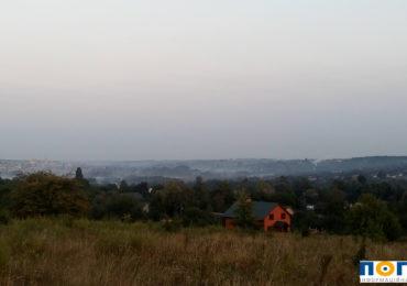 Васильків у диму