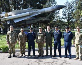 Візит пакистанської делегації в частини васильківського гарнізону