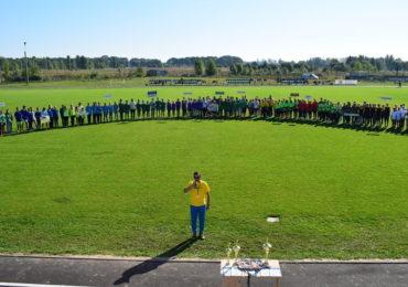 Спортивна Васильківщина: легкоатлетична спартакіада зібрала понад 370 учасників