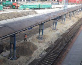До аеропорту «Бориспіль» від центрального вокзалу Києва курсуватимуть потяги