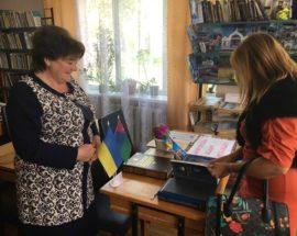 Бібліотеки Фастівщини проінспектувало районне керівництво