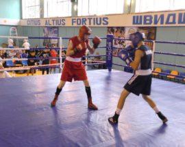В Ірпені у спортзалі ДЮСШ стартував чемпіонат Київщини з боксу серед юніорів 2003-2004 років народження