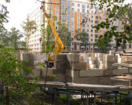 ДСО в Ірпені: на державній землі триває незаконне будівництво будинку, квартири якого вже продає фірма ОРЛАН ІНВЕСТ