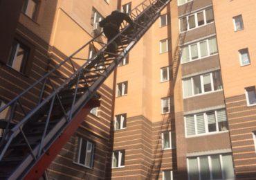В Ірпені посудина, необачно залишена на вогні, мало не спричинила пожежу в помешканні