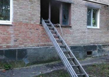 У Фастові сталась пожежа