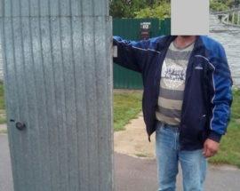 У Мотовилівці на Фастівщині у жителя села вкрали…хвіртку