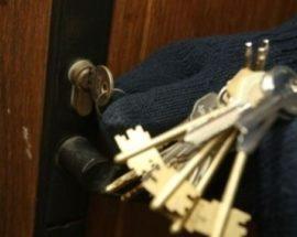 В Броварах затримали квартирного злодія