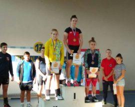 Білоцерківські важкоатлети посіли призові місця на міжнародному турнірі