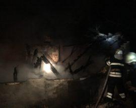 У Глевасі вогнеборці врятували житловий будинок