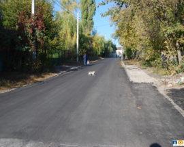 Асфальтування вулиць у Василькові просувається...