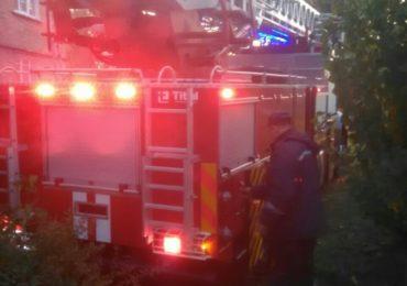 У Василькові врятовано життя літньої людини під час пожежі
