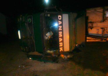 Страшне ДТП у Білій Церкві: водій загинув під зерновозом