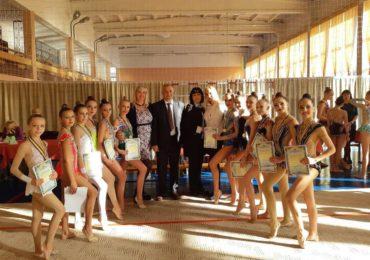 Обласний чемпіонат з художньої гімнастики – у Білій Церкві