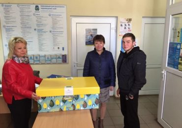 У Василькові почали видавати «пакунок малюка»
