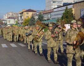 Свято захисників України у Василькові