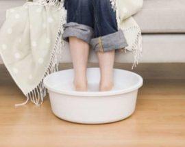 Парить ноги ванночки