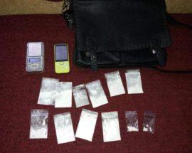 Наркотовари на 70 тисяч гривень: у Гостомелі поліція вилучила в осіб ромської національності марихуану та амфетаміни