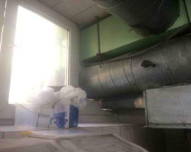 Гаряча кухня: в ірпінському ресторані сталося загоряння у витяжній системі