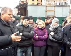 Поранений в Ірпені одіозний забудовник Валерій Пєший одужує у лікарні, а поліція розшукує нападників