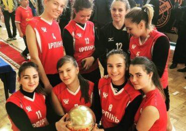 Вдалі виступи волейболісток та регбістів Ірпінської ДЮСШ