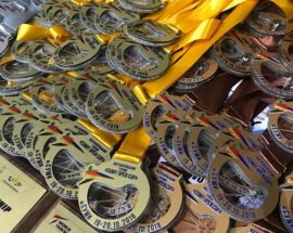 SUMY Open Cup 2018: у скарбничці ірпінських тхеквондистів – дві золоті, дві срібні та чотири бронзові нагороди