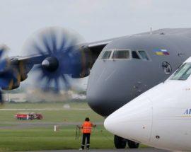 """""""АНТОНОВ"""" візьме участь у Міжнародному авіакосмічному салоні """"АВІАСВІТ – ХХІ"""""""
