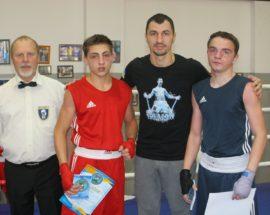 У Броварах пройшов обласний чемпіонат з боксу серед молоді