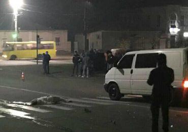 Смертельна ДТП у Василькові: збито жінку