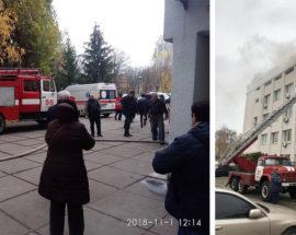 В Броварах сталася пожежа, двоє травмованих