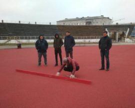 Білоцерківський стадіон «Трудові резерви»: контроль всеукраїнського спорткомітету