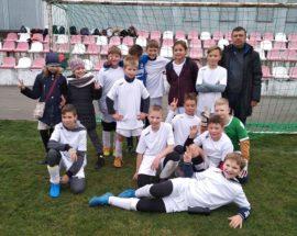 У першому колі Чемпіонату Київської області з футболу перемогли васильківські юнаки