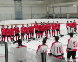 Юні хокеїсти з Васильківщини перемогли на чемпіонаті України