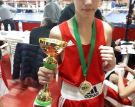 Юні боксери Васильківщини повернулися з міжнародного турніру з нагородами