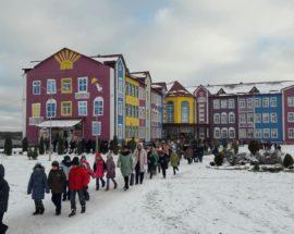 Діти Васильківщини вчились діяти у випадку надзвичайних ситуацій