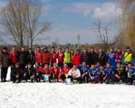 Фастів футбольний в зимову першість входить шість команд