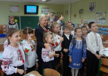 Фастівські вчителі поділились передовим досвідом з колегами з області
