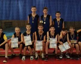 Фастівські юнаки здобули перемогу на баскетбольному турнірі