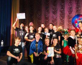 """Фестивальне гран-прі: учасники ірпінської студії театру і кіно """"Ромео і Джульєтта"""" отримали найвищу нагороду"""