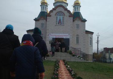 Патріарх Філарет освятив у Фастові церкву Святої Великомучениці Варвари (ФОТО, ВІДЕО)