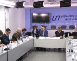 Проблемні забудови Київщини: на цю тему в столиці України пройшов круглий стіл